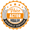 Mark D Thomas Voice Talent Boldago logos